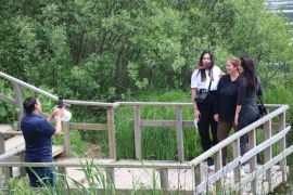 Türkiye'nin saklı cenneti Abant Tabiat Parkı ziyaretçilerini bekliyor