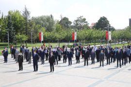 Atatürk'ün Bolu'ya gelişinin 86'ncı yılı kutlandı