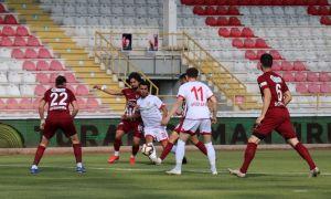 TFF 1. Lig: Boluspor: 1 – Hatayspor: 0