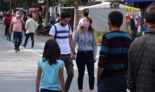 Bolu'da maske takmayan kişilere 744 bin bin lira ceza