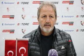 Boluspor – Tuzlaspor maçının ardından