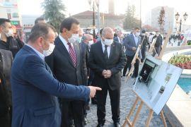 Bolu'da 12 Kasım depremi resim sergisiyle anıldı