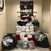 Bolu'da 83 kilo 550 gram esrar yakalanan şahıs tutuklandı