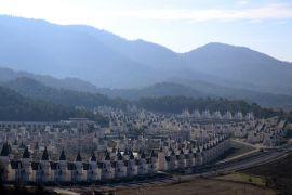 Bolu'da şato tipi evleri yapan şirketin konkordato talebi kabul edildi