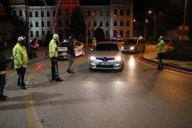 Bolu'da sokağa çıkma yasağına uymayan 19 kişiye 60 bin 3420 lira ceza