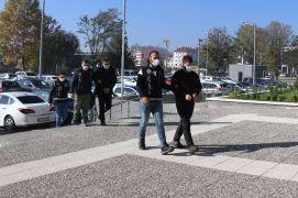 Bolu'da, uyuşturucu operasyonu: 3 gözaltı