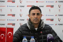 Boluspor – Ankaraspor maçının ardından