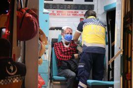 TEM'de freni patlayan kamyon önündeki araçları biçti: 9 yaralı