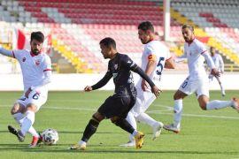Ziraat Türkiye Kupası 4. Tur: Boluspor: 2 – Kahramanmaraşspor: 1