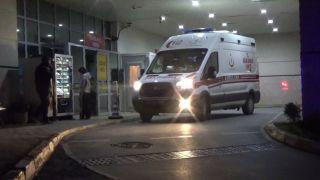 Bolu'da, 112 Acil Sağlık ekibine kurusıkı tabancalı saldırı