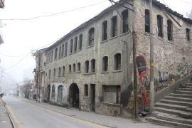 Yıkılmaktan kurtulan 200 yıllık tarihi Katırcılar Hanı butik otel ve müze olacak
