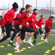 Bolupor, Ankara Keçiörengücü maçına hazır