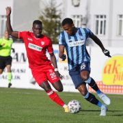 TFF 1. Lig: Boluspor: 1 – Adana Demirspor: 2