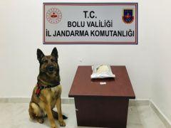 1 kilo 150 gram uyuşturucu ham maddesiyle yakalanan şahıs tutuklandı