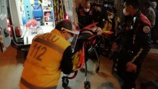 Bolu'da arkadaşını 3 yerinden bıçaklayan şahıs serbest bırakıldı
