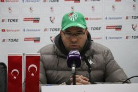 Boluspor – Bursaspor maçının ardından