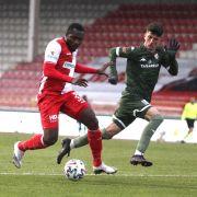 TFF 1. Lig: Boluspor: 2 – Bursaspor: 1