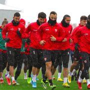 Boluspor, Altay maçı hazırlıklarını tamamladı