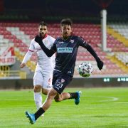 TFF 1. Lig: Boluspor 0 – Samsunspor 2