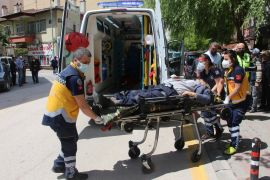 Bolu'da, miras kavgasında kan aktı: 1 yaralı