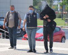 PTT şubesinden 170 bin lira çalan güvenlik görevlisi tutuklandı