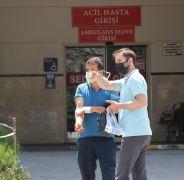 Bolu'da 35 acemi kasap hastanelik oldu