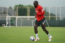Gaziantep FK, yeni sezon hazırlıklarını sürdürdü