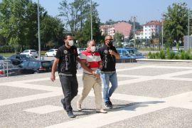 20 kilo 600 gram esrarla yakalanan şahıs gözaltına alındı