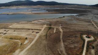 Seben Gölü'nden çekilen su 30 kilometre uzaklıktaki ilçenin tarımını değiştirecek
