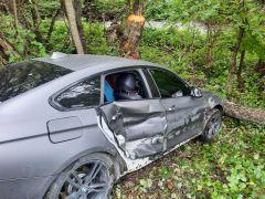 Bolusporlu futbolcular trafik kazasını yara almadan atlattı
