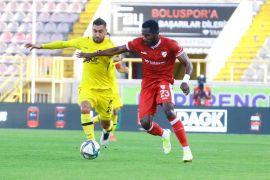 TFF 1. Lig: Boluspor: 1 – İstanbulspor: 1