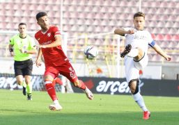 TFF 1. Lig: Boluspor: 2 – Kocaelispor: 0