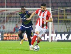 TFF 1. Lig: Boluspor: 1 – Menemenspor: 0